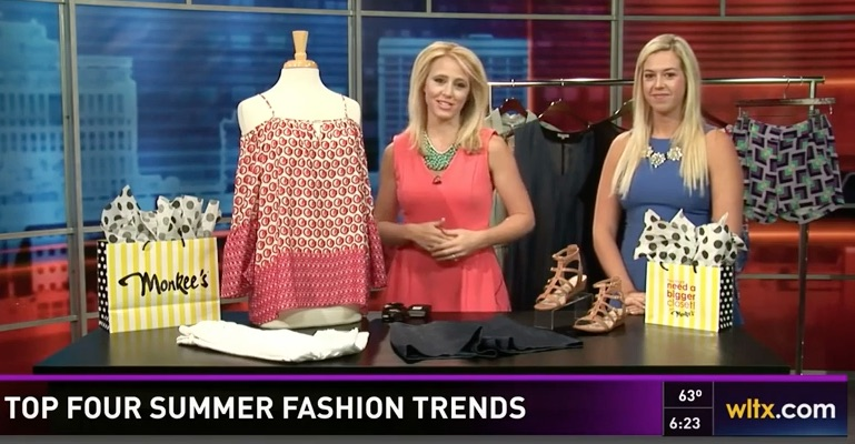 0a0aadf3cb2 Monkee s of Columbia talks Summer Trends on CBS!