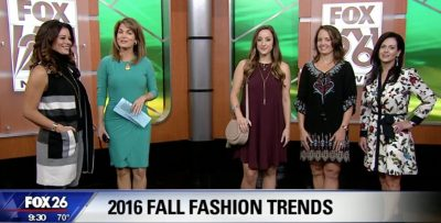 b09b54c9e8a Monkee s of Houston chats with Fox 26 about top Fall Fashion Trends!