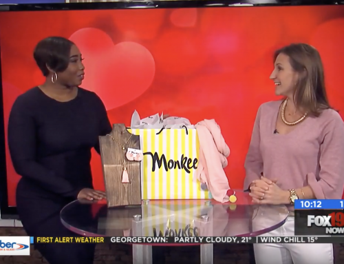 Galentine's Day Fashion with Monkee's of Madeira!