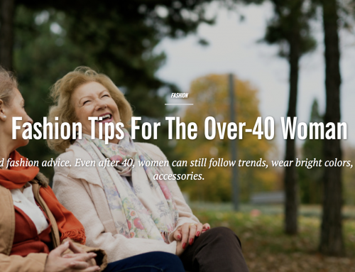 Fashion Tips For The Over-40 Woman featuring Judy Miller of Monkee's of Columbia