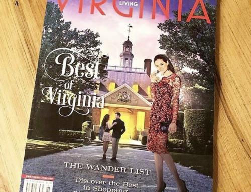 Virginia Living Magazine – Monkee's of Fredericksburg named Best Women's Clothing Store in Virginia