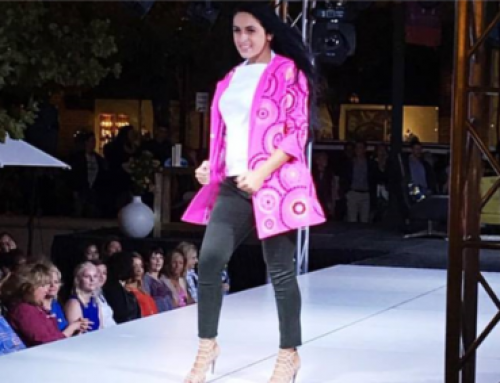There's a fashion show coming to Town Center